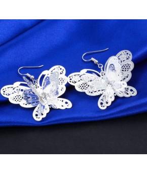 Butterfly Örhängen